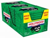 Chewing-gum tablette chlorophylle sans-sucres en etui 23 g HOLLYWOOD STYLE - 0180261 - EpiSaveurs - Grossiste alimentaire