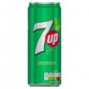 Seven Up en canette slim 33 cl SEVEN UP - 0202471 - EpiSaveurs - Grossiste alimentaire