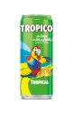 Tropico Tropical en canette slim 33 cl TROPICO - 0210338 - EpiSaveurs - Grossiste alimentaire