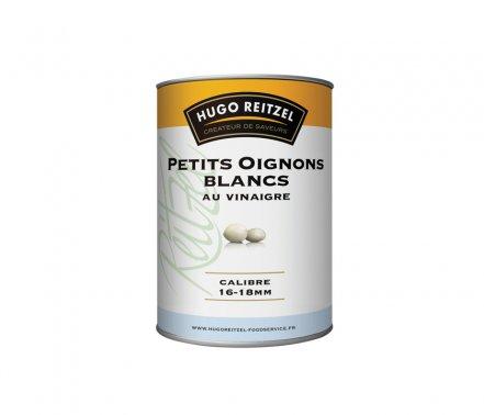 petits oignons blancs au vinaigre en bo te 5 1 hugo reitzel grossiste condiments sauces. Black Bedroom Furniture Sets. Home Design Ideas