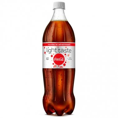 Coca-Cola light en bouteille 1,25 L COCA-COLA LIGHT - 0188182 - EpiSaveurs - Grossiste alimentaire