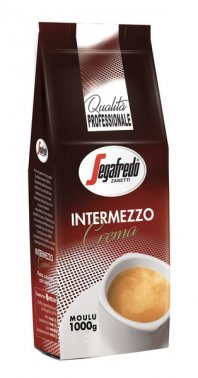 Cafe moulu Intermezzo en paquet 1 kg SEGAFREDO - 0089916 - EpiSaveurs - Grossiste alimentaire