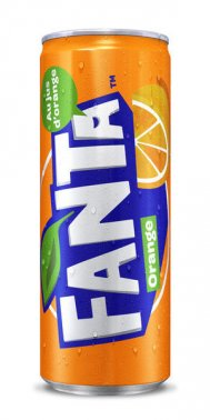 Fanta orange en canette slim 33 cl FANTA - 0160191 - EpiSaveurs - Grossiste alimentaire